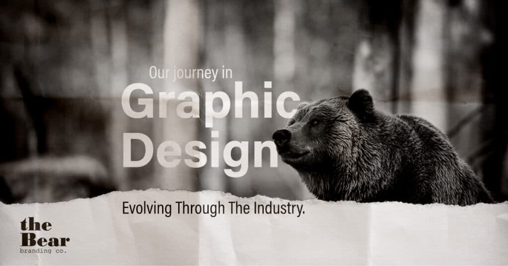 Evolving Through The Industry: Our Journey In Graphic Design
