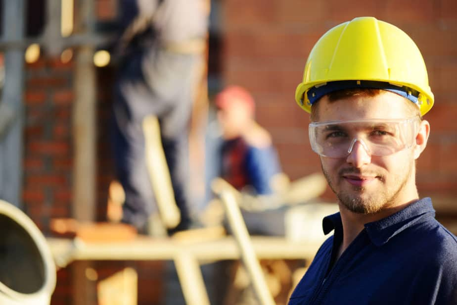 What are blue-collar jobs?